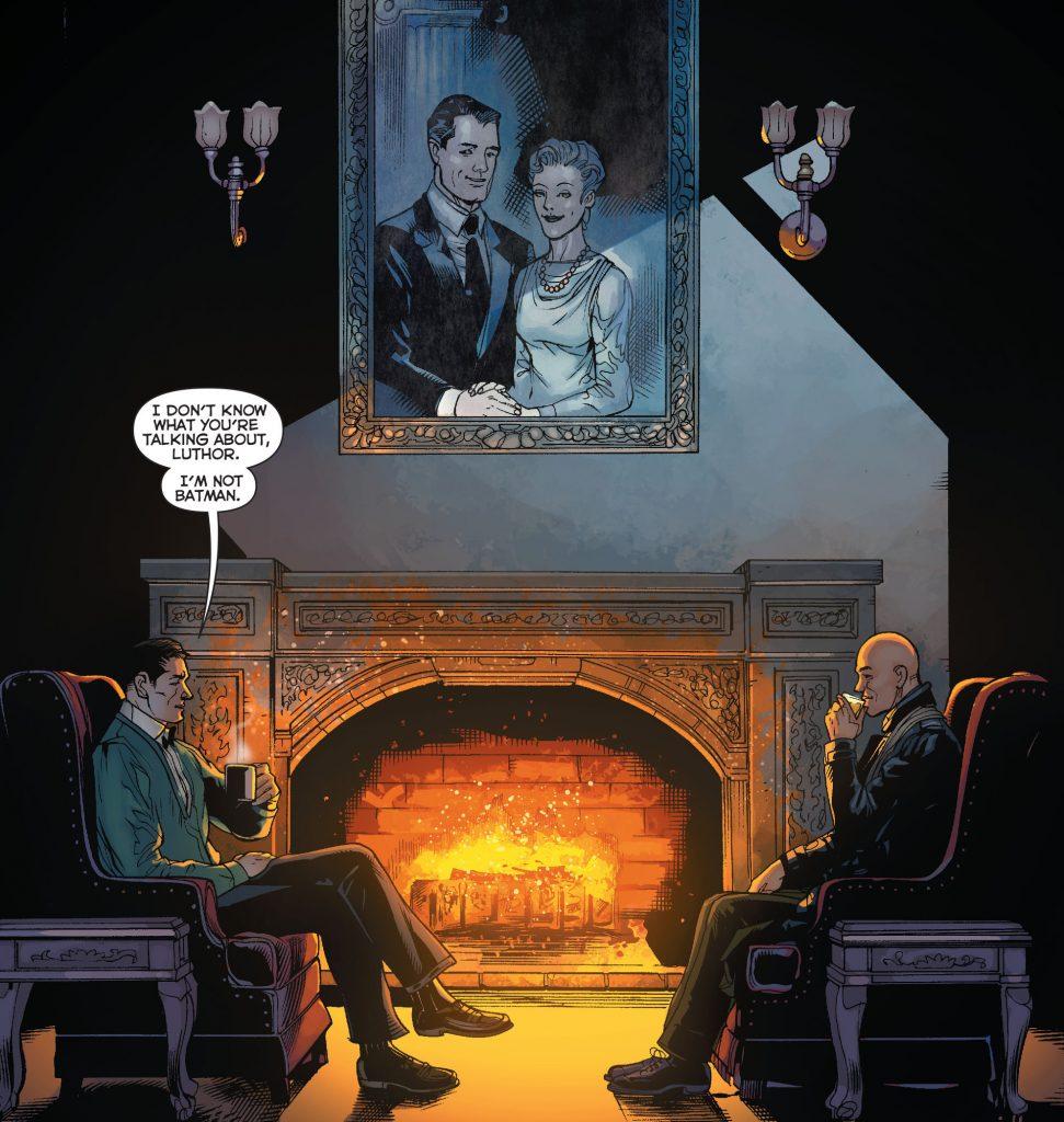 Bruce Wayne Luthor