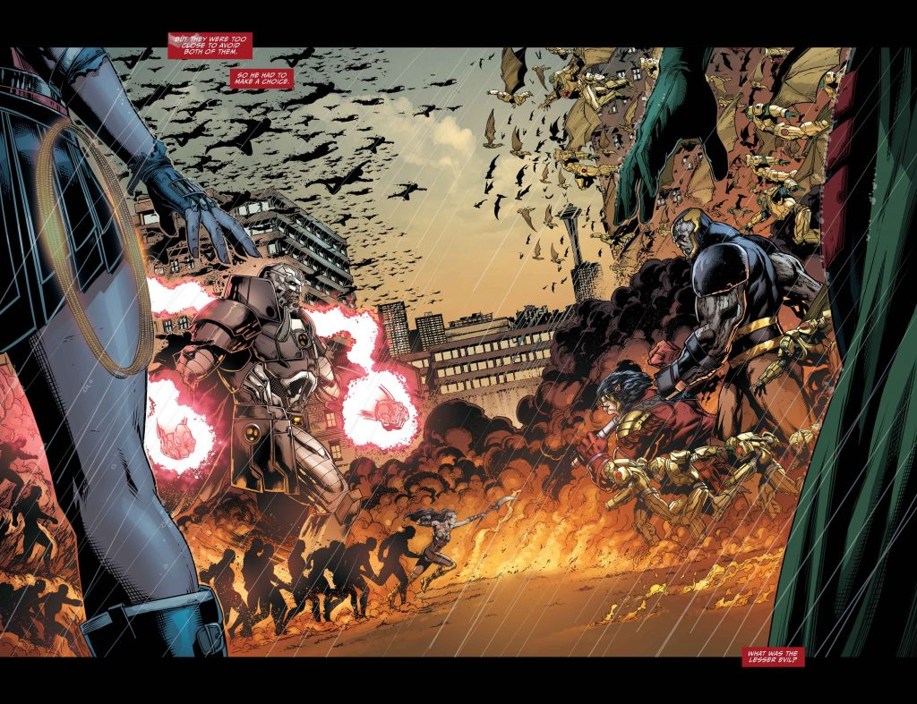 Darkseid War Antomonithor