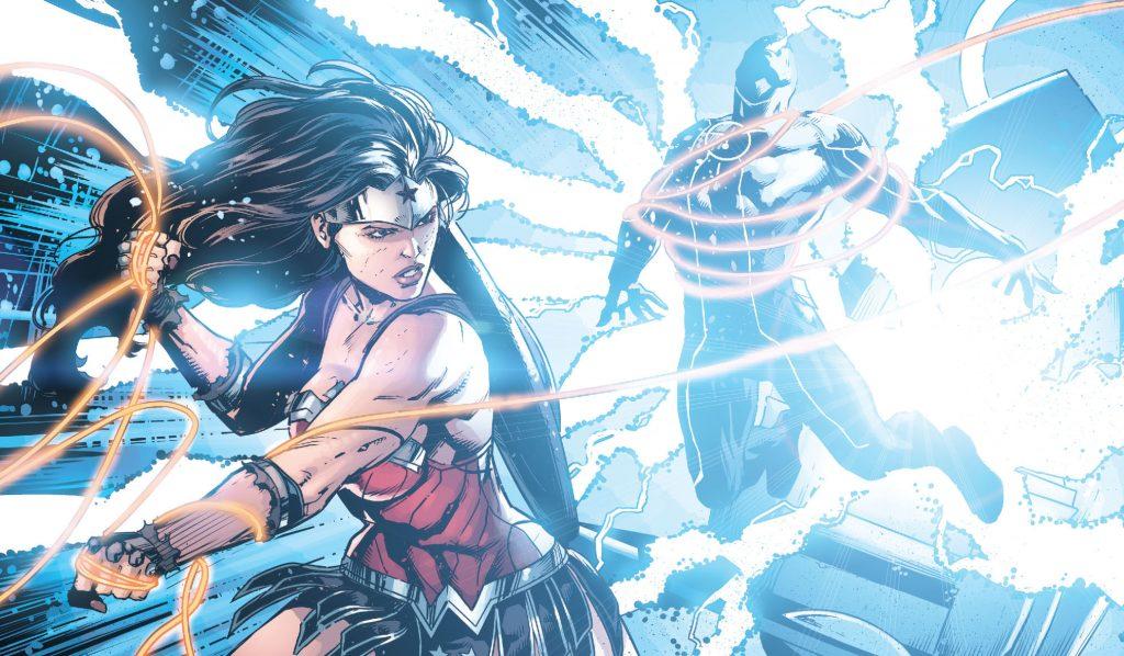 Darkseid Wonder Woman