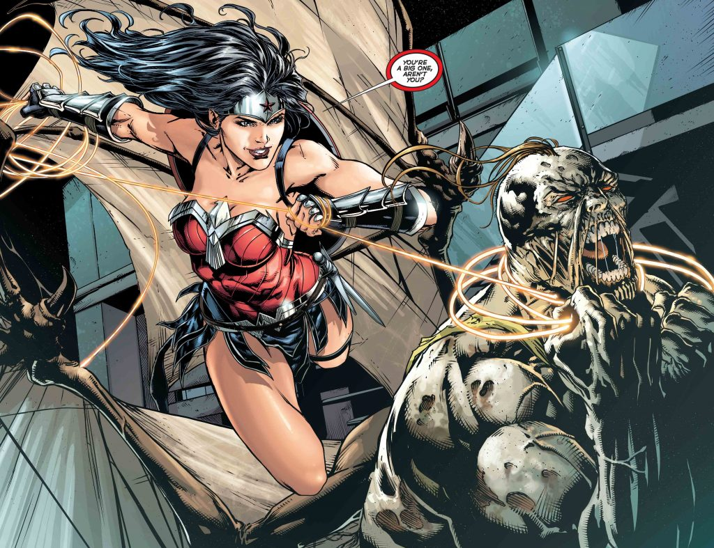 Fabok Wonder Woman