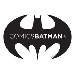Logo Comics Batman