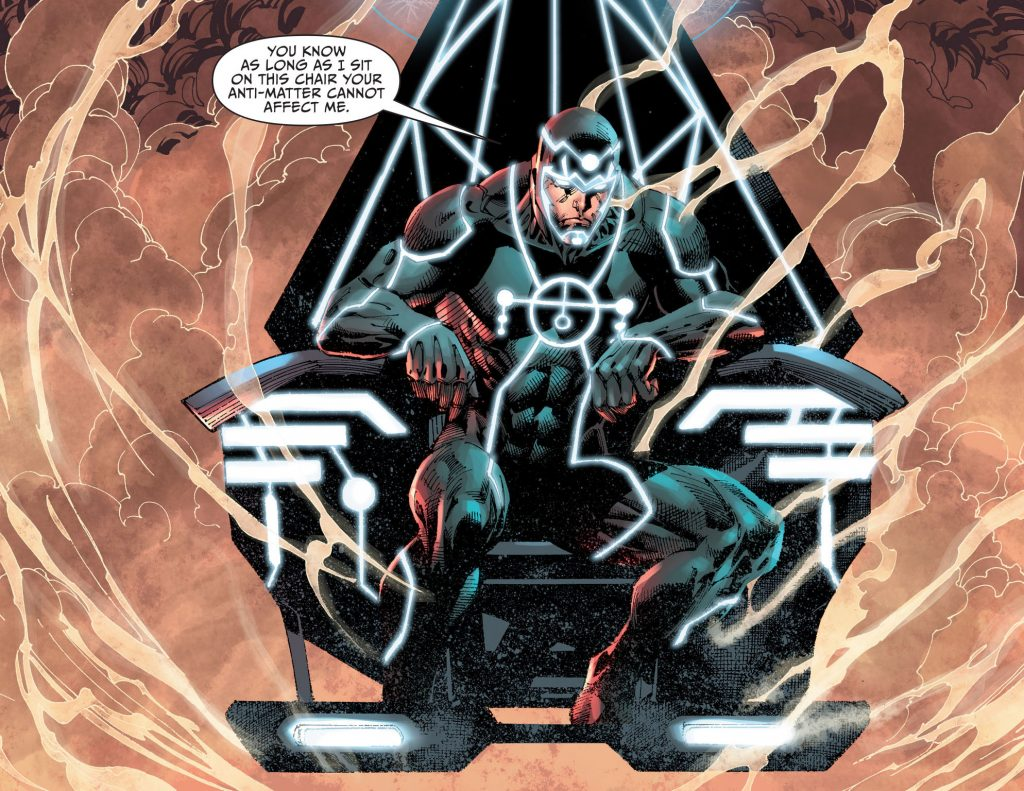 Metron Darkseid War