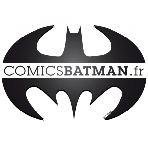 ancien logo comics batman