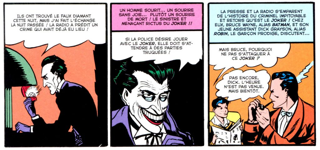 Batman contre le Joker