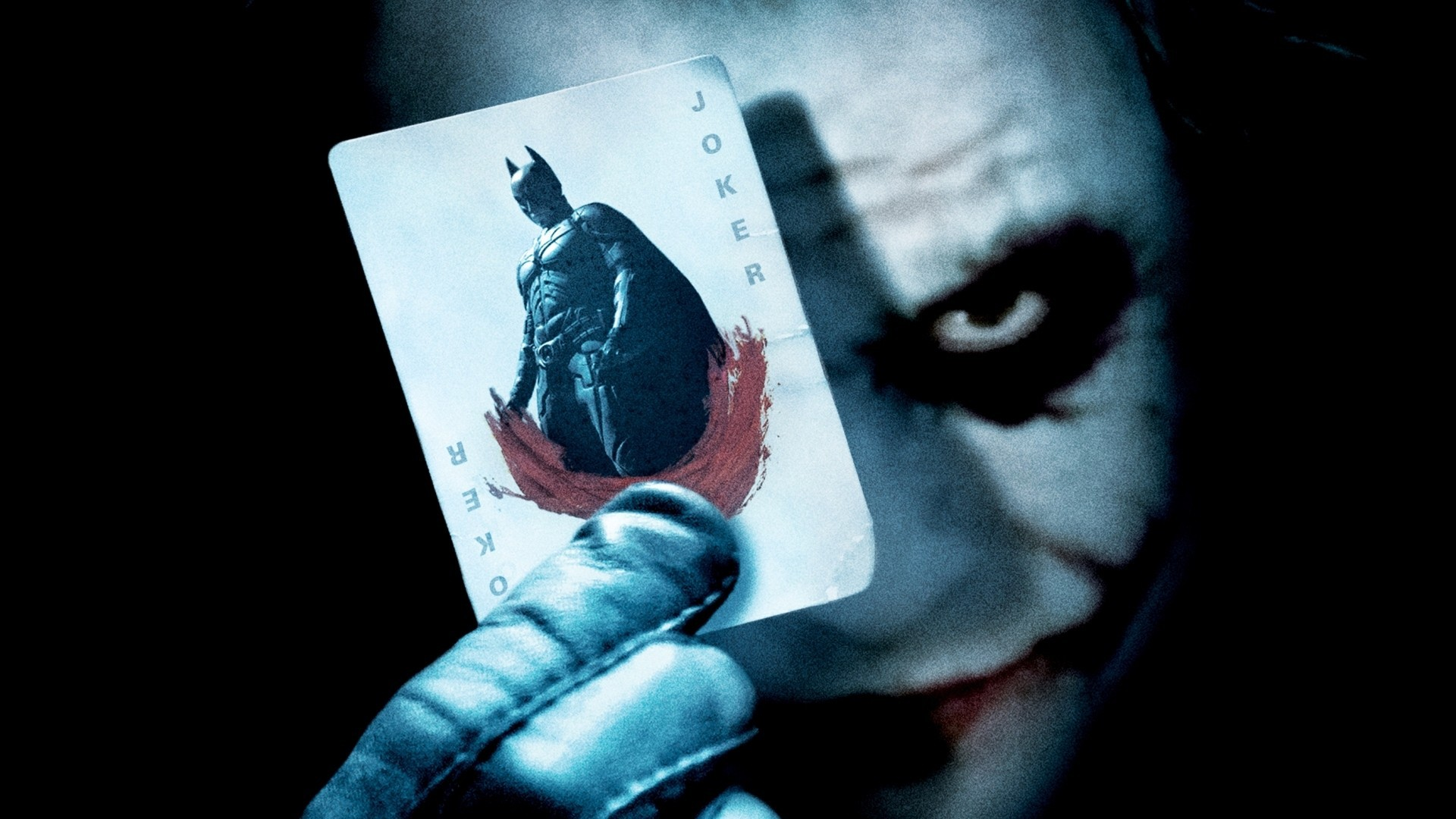 Joker Heath Ledger The Dark Knight