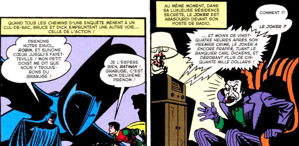 La Doublure du Joker
