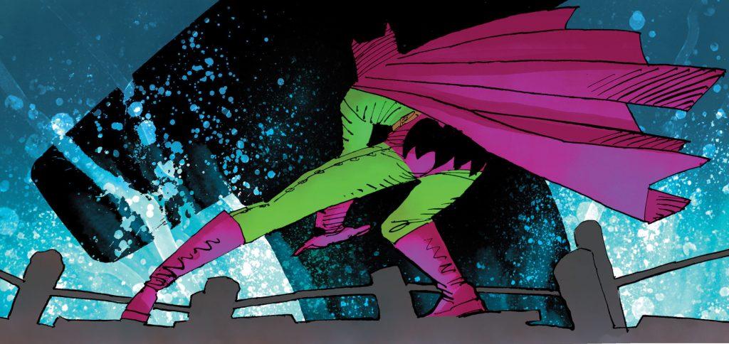 Dark Knight III Batgirl