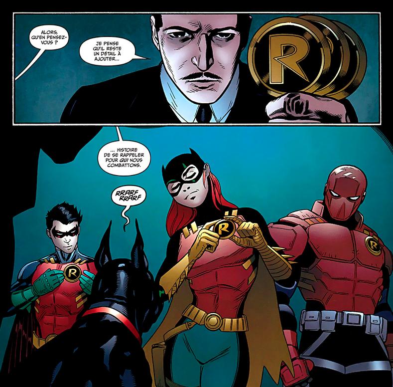 batman robin tome 7 le retour de robin comics batman. Black Bedroom Furniture Sets. Home Design Ideas