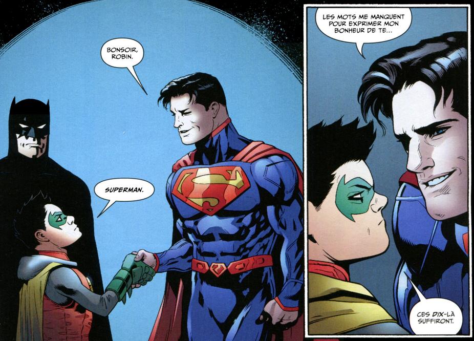 Batman robin tome 7 le retour de robin comics batman - Image de batman et robin ...