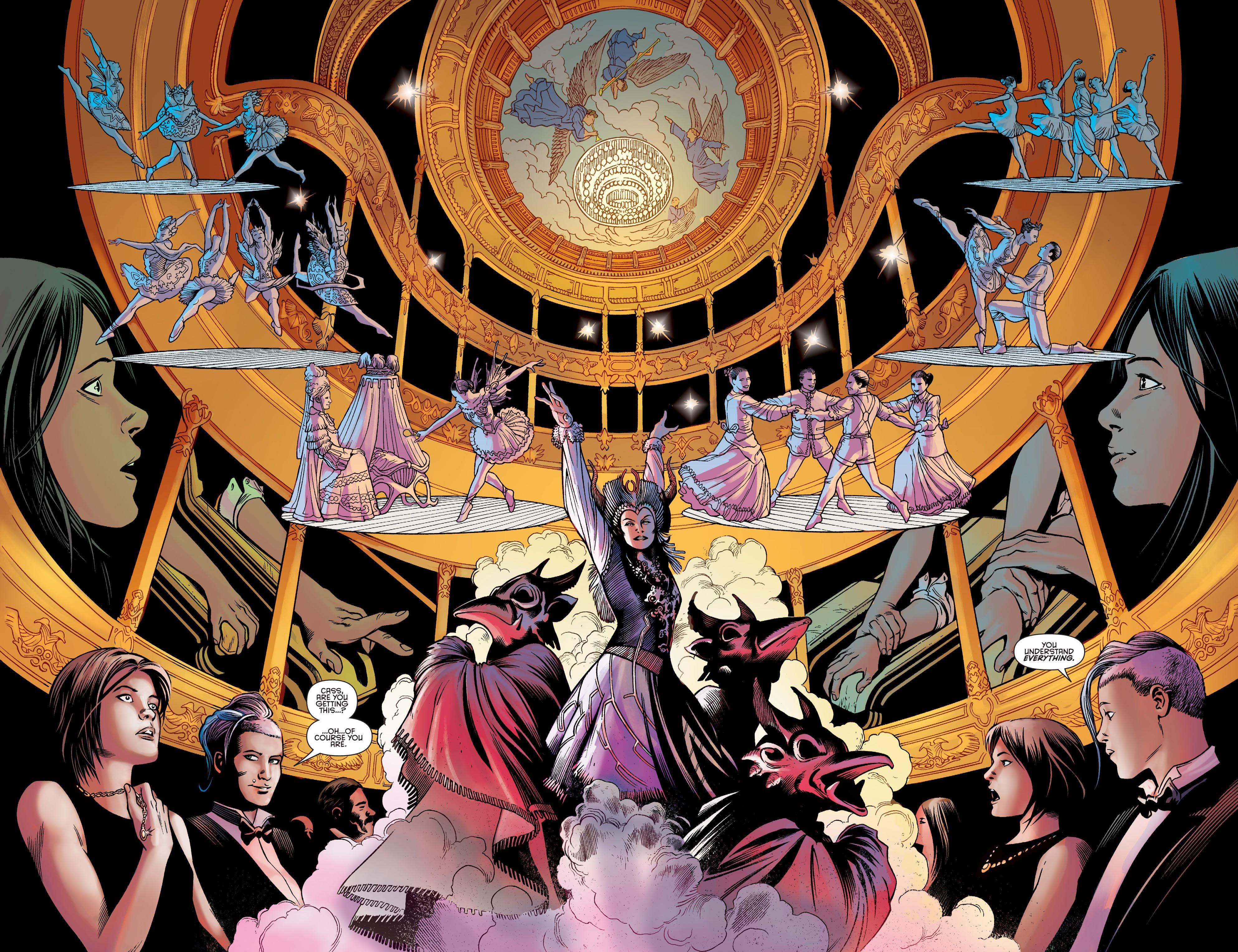 Batman & Robin Eternal Harper Row Cassandra Cain