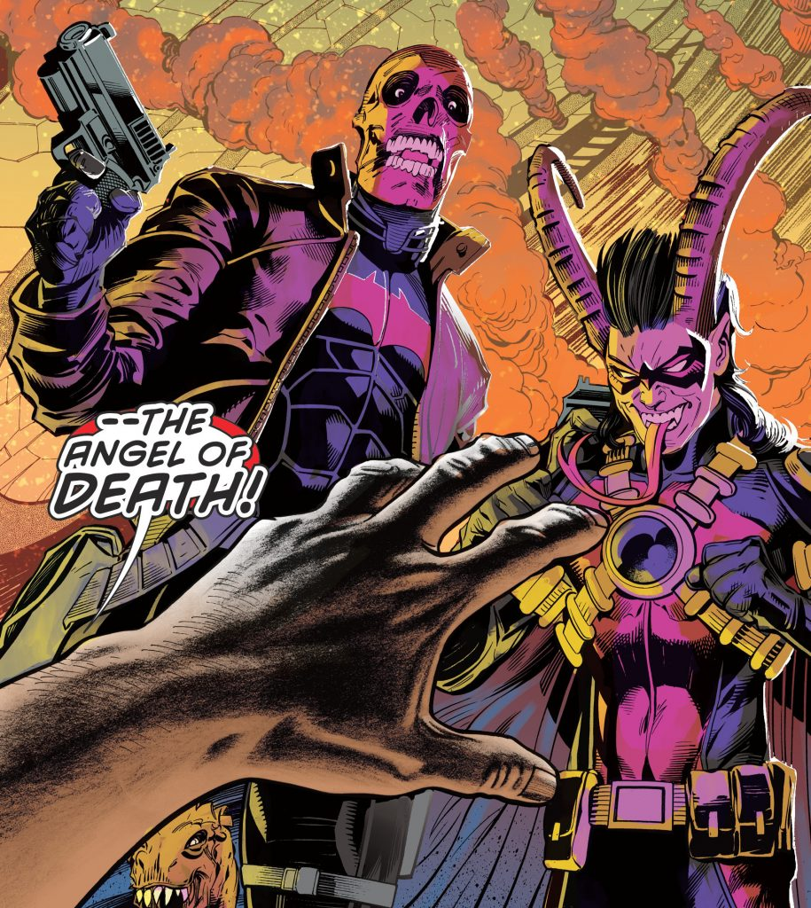 Batman & Robin Eternal Nightmare