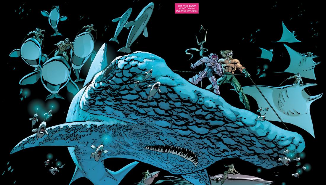 DKIII Aquaman