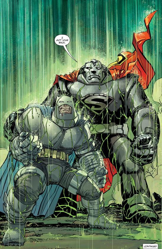 DKIII Batman Superman