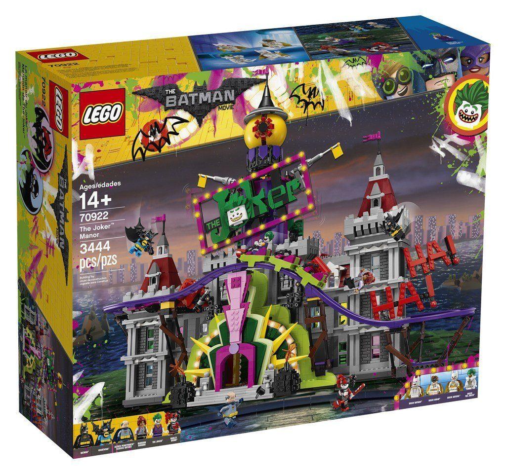 Le Manoir du Joker Lego