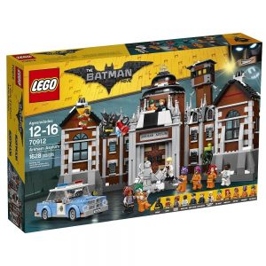 Lego Batman Asile d'Arkham 01