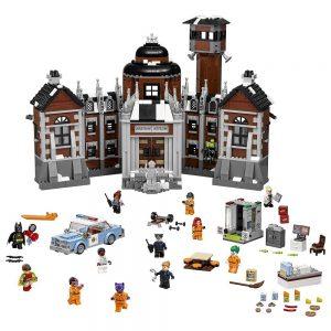 Lego Batman Asile d'Arkham 02