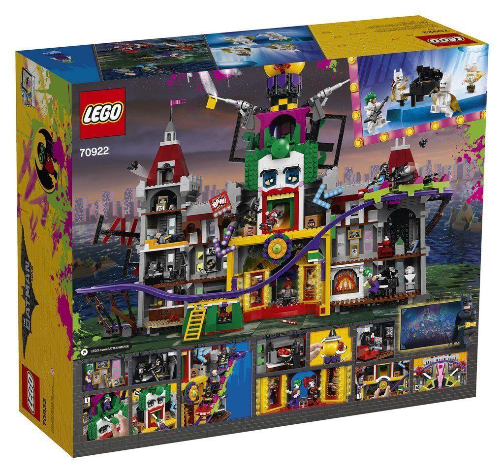 Lego Le Manoir du Joker