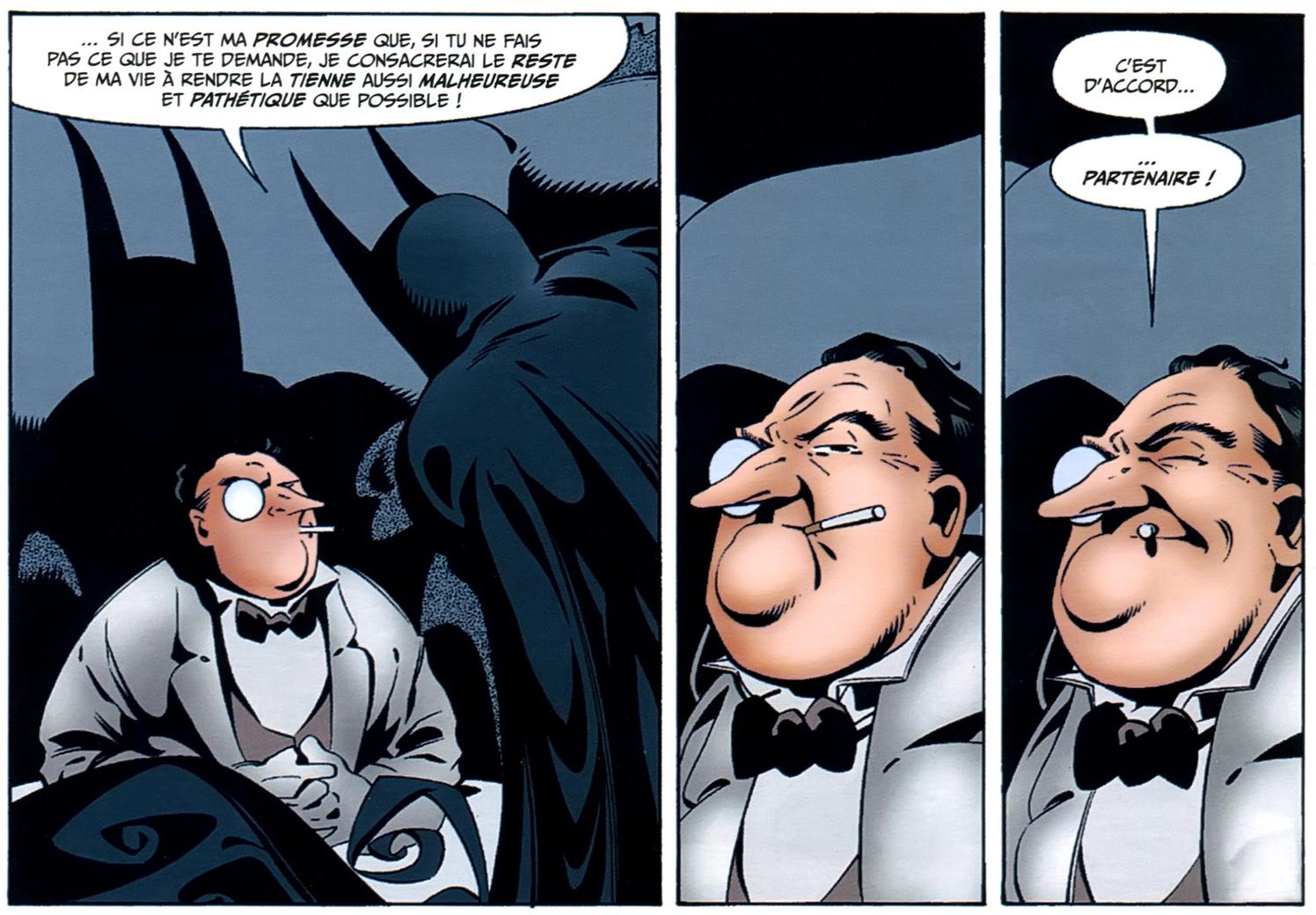 Batman Cataclysme Pingouin