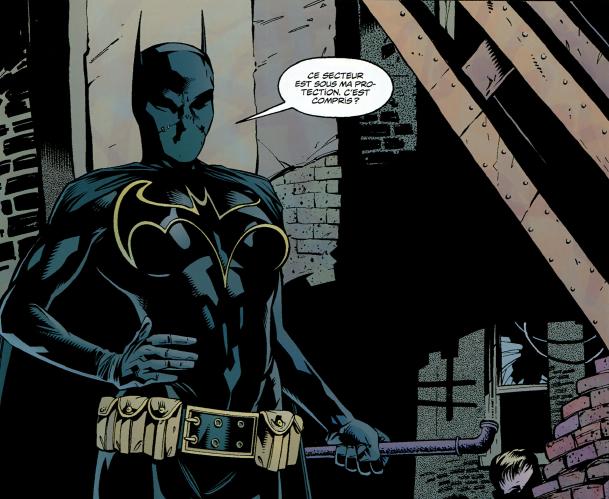 Batman No Mans Land Batgirl