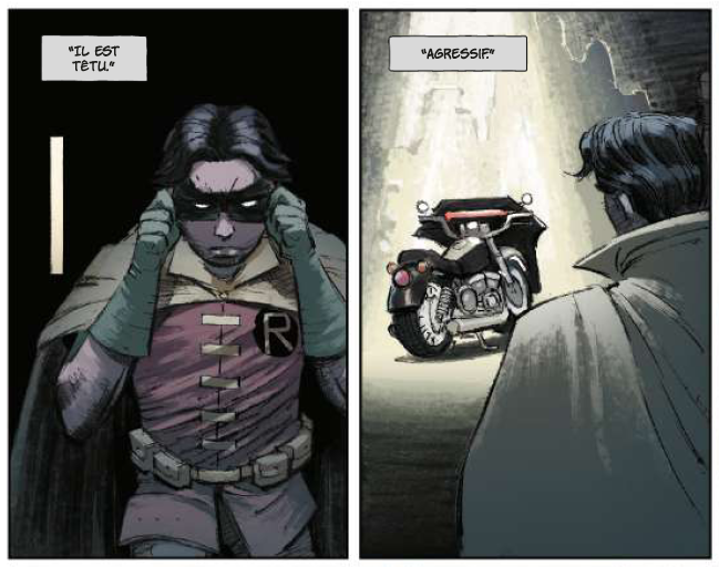 Dark Knight Jason Todd