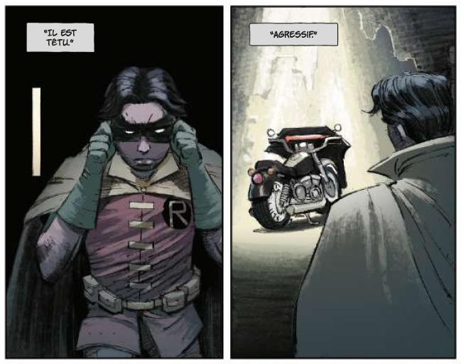 Dark Knight Jason Todd