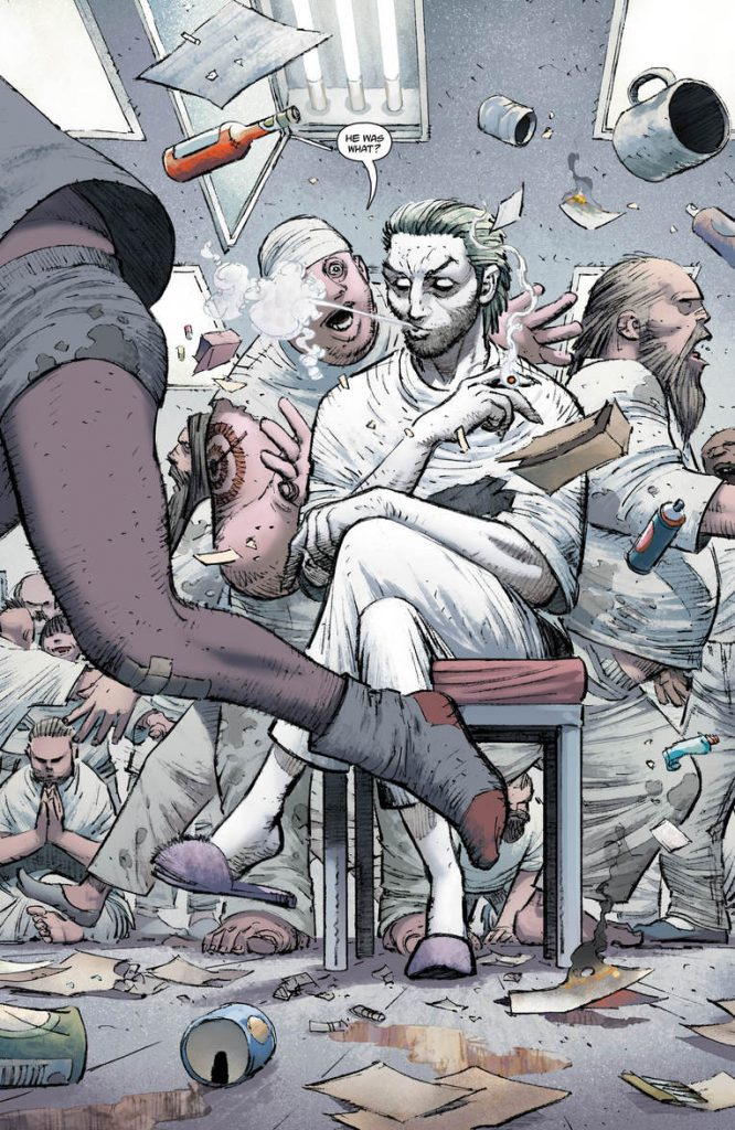 Joker Last Crusade