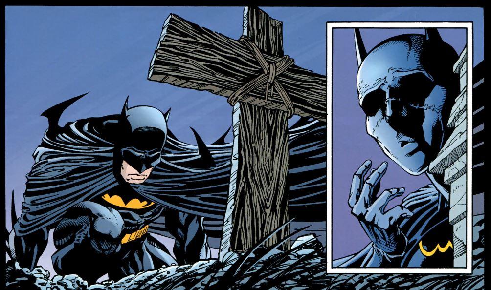 Batgirl Batman No Mans Land