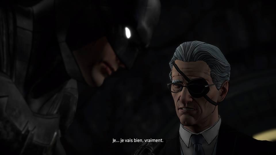 Batman Telltale Alfred
