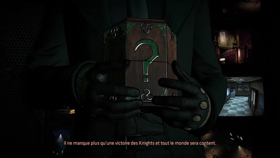 Batman Telltale Boîte Mystère