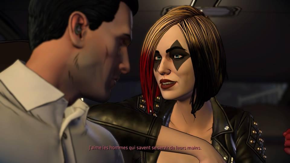 Batman Telltale Harley Quinn