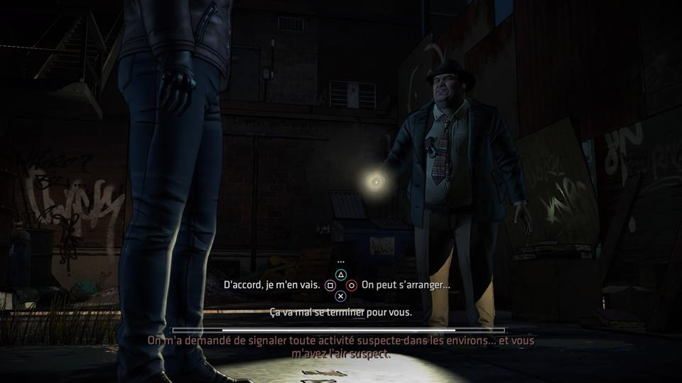 Batman Telltale Harvey Bullock