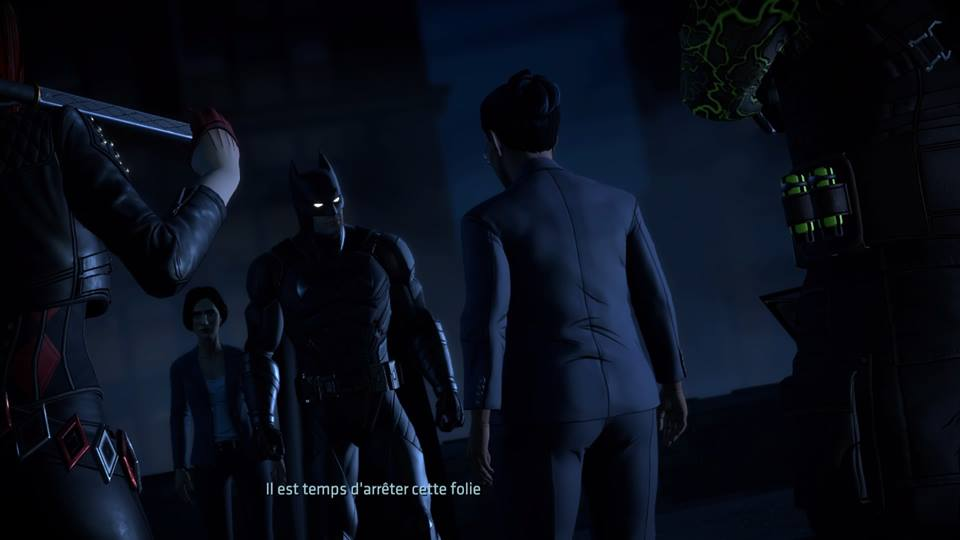 Batman Telltales Saison 2 10