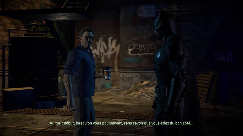 Batman Telltales Saison 2 12