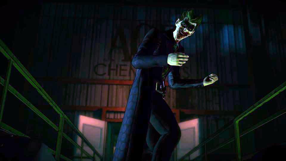 Batman Telltales Saison 2 14
