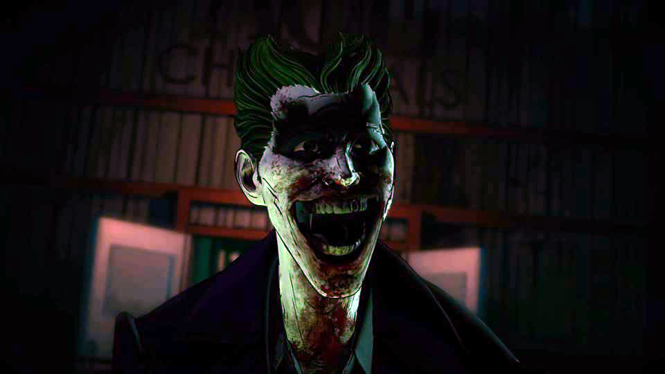 Batman Telltales Saison 2 15