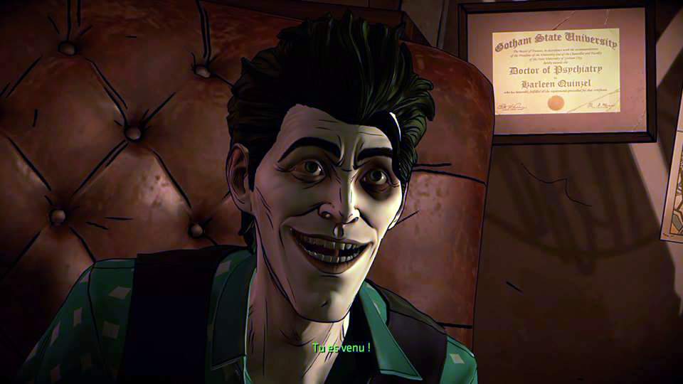 Batman Telltales Saison 2 2