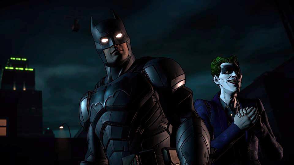 Batman Telltales Saison 2 8