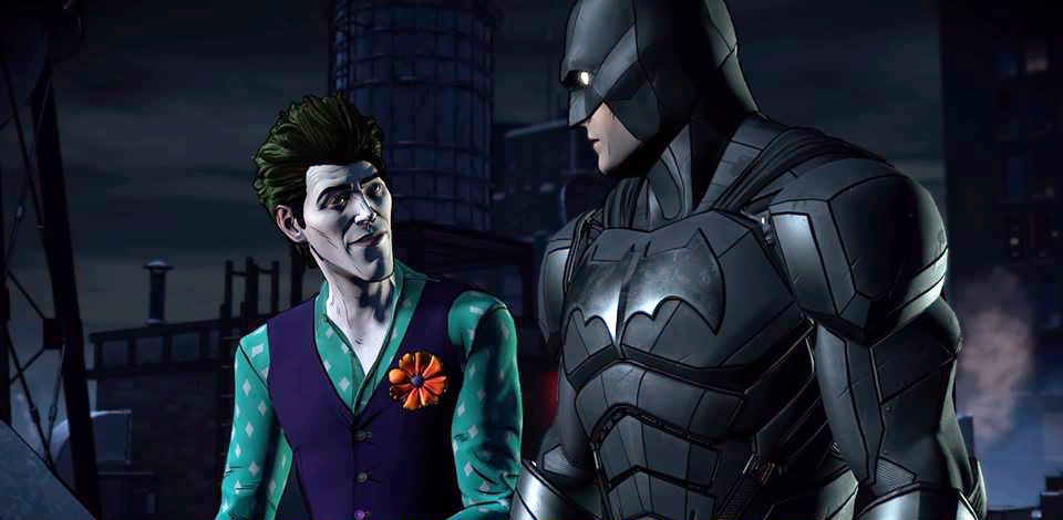 Batman Telltales Season 2