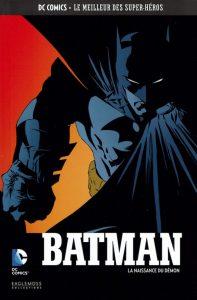 Couverture Batman Eaglemoss