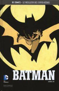 Couverture Batman Eaglemoss Année Un