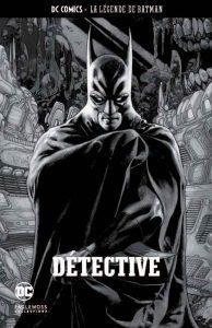 Couverture Batman Eaglemoss Détective