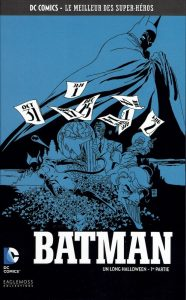 Couverture Batman Eaglemoss Long Halloween