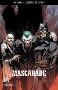 Couverture Batman Eaglemoss Mascarade