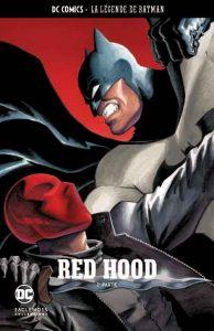 Couverture Batman Eaglemoss Red Hood
