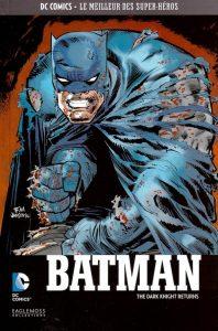 Couverture Batman Eaglemoss TDKR
