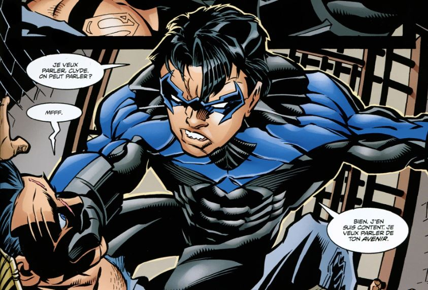Nightwing No Mans Land