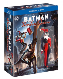 Batman Harley Quinn Blu Ray