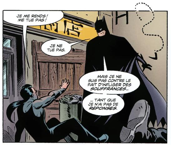 Batman Torture Tue