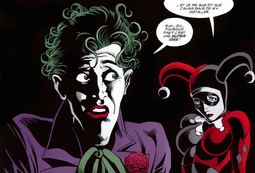 Joker Harley No Mans Land