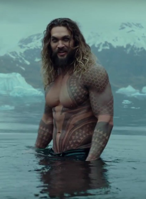 Aquaman Jason Momoa Justice League